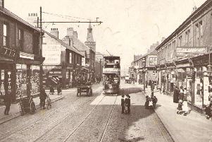 Wallsend High Street.