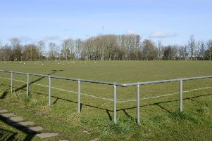 The 3G pitch site at Amberley Park, Killingworth.