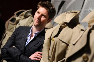 Former Burberry chief Christopher Bailey from Halifax