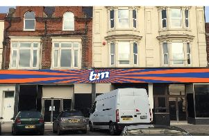 These pictures have been submitted as part of B&M's planning application.