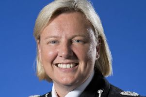 Assistant Chief Constable Debbie Ford