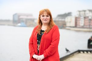 Karen Goldfinch, events and communications co-ordinator for the North Tyneside Business Forum.