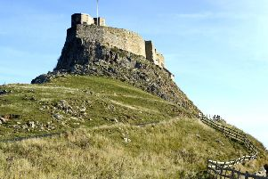 Lindisfarne Castle, one of the venues. Picture by Jane Coltman