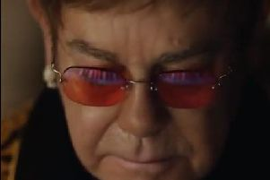 Sir Elton John is revealed as the star of John Lewis' Christmas TV ad.