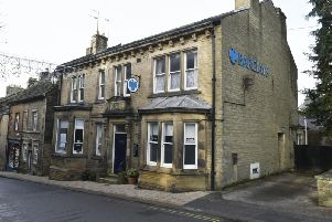 Pateley Bridge's branch of Barclays is scheduled to close later this year