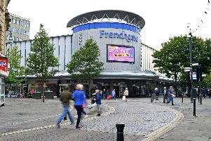 St. Sepulchre Gate and Frenchgate, Doncaster. Picture: Marie Caley NDFP Town Centre MC 1