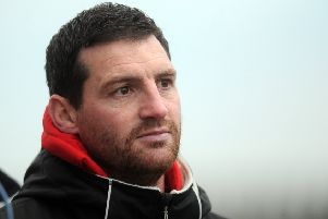 Dewsbury Rams coach Lee Greenwood believes his side threw away the chance of victory in last week's 20-20 draw at Barrow Raiders.