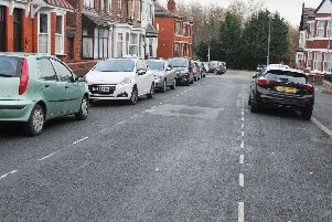 Douglas Road, where the HMO would have been