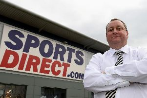 Newcastle United owner Mike Ashley has said he would step down from his roles at Sports Direct if his bid for Debenhams was successful.