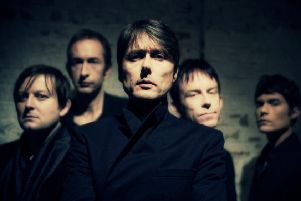 Alternative rock act Suede.
