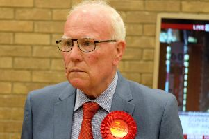 Ronnie Campbell, Blyth Valley Labour MP.