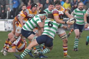 Fylde were victorious against South Leicester at the Woodlands on Saturday      Picture: Chris Farrow