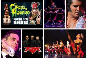 These are the Preston Guild Hall and Charter Theatre gigs and shows to look forward to next month