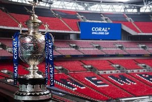 The RFL have announced that Corl have taken over sponsorship of the Challenge Cup in 2019.