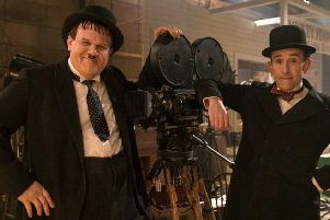 Now Showing: Stan & Ollie