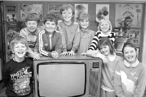 Remember when from 30 years ago, Alnwick C of E First School