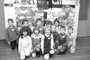 Remember when from 30 years ago, Acklington First School