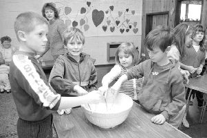 Remember when from 30 years ago, Alnwick North Community Centre