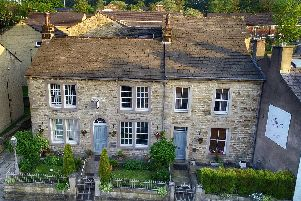 The Lawrence Hotel in Padiham