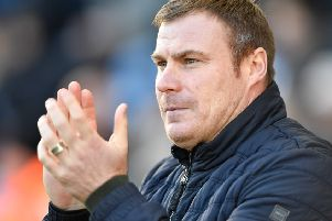 Mansfield Town manager David Flitcroft