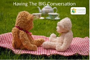 The Big Conversation.