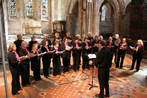 The Rock Festival Choir, Alnwick's Chamber Choir led by Peter Brown, will perform Rachmaninov's 'Vespers' this Sunday at St Paul's Church, Alnwick. More details below.