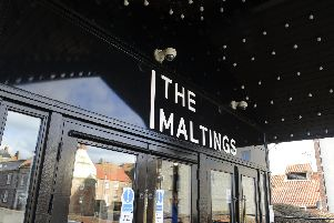 The Maltings in Berwick. Picture by Jane Coltman