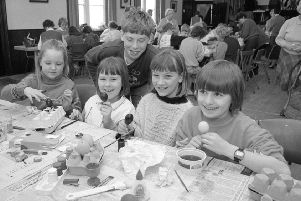 Remember when from 30 years ago, children from Whittingham