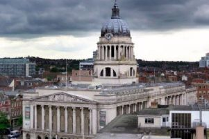 Nottingham City Council House