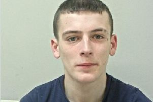 Martin Bennell, 17, from Morecambe, is wanted on suspicion of domestic abuse offences.