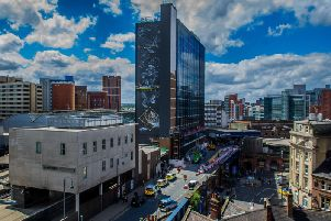 The Platform building beside Leeds Station will be Channel 4's first home during May-September 2019
