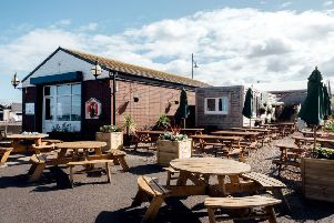 The Old Boat House, in Amble.
