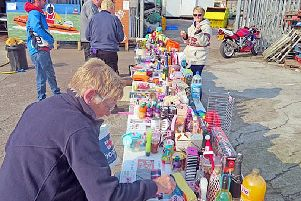 Seahouses Lifeboat Fete is a popular summer event.