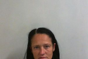 """Karen Murray has been jailed for stealing items from graves """"time and time again""""."""