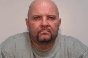 Mark Holmes, who has today been jailed