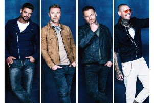Boyzone will play Nottingham's Motorpoint Arena on their Final Five Tour.