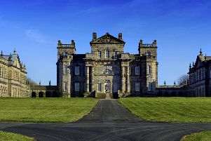 Seaton Delaval Hall. Picture by Jane Coltman