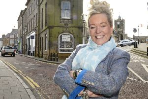Lisa Aynsley, chairman of Alnwick Chamber of Trade. Picture by Jane Coltman
