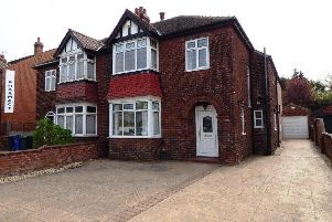 Front of 292 Thorne Road, Wheatley Hills, Doncaster