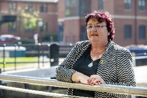 Doncaster Council chief executive Jo Miller is heading to New Zealand for a fresh challenge. Picture: Bruce Rollinson