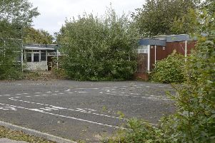 The former Milfield County First School site. Picture by Jane Coltman