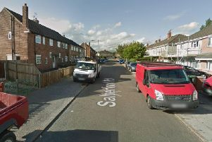 Salterford Road. Image: Google Maps.