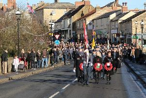 wetherby remembrance