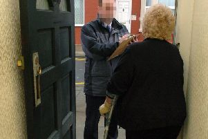 Police have issued a new warning over rogue traders offering to carry out work by cold calling in the Blackpool area