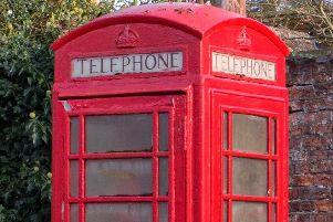 Bid to save phoneboxes.