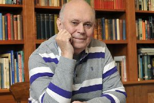 Sir Alan Ayckbourn