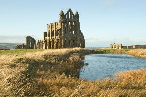 Whitby Abbey is one of North Yorkshire's most renowned heritage sites
