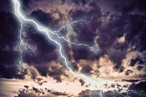What exactly causes the dramatic weather phenomenon of thunder and can thunderstorms be predicted?