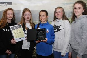 sports awards GNE U13s