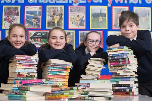 Congratulations to Mia Smith, Rebecca Howell, Scarlett Hacking and Isaac Driver who are all celebrating becoming word millionaires